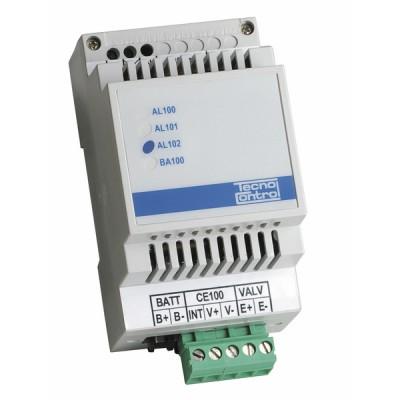 Module d'alimentation de secours AL102 - TECNOCONTROL : AL102