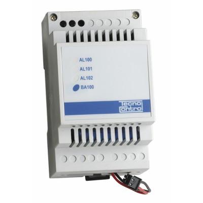 Batterie centrale détection gaz BA100 - TECNOCONTROL : BA100