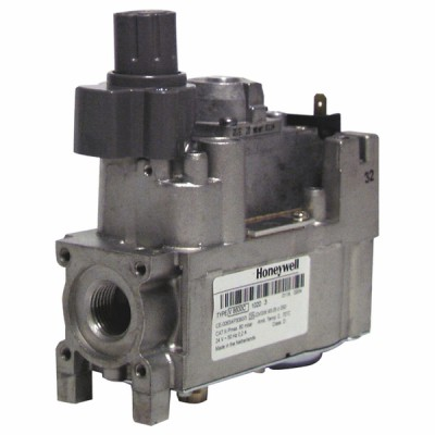 Bloc gaz HONEYWELL - combiné V4600C1193 - RESIDEO : V4600C 1193U