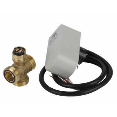 "3-way valve 220V M 1"" - DIFF"