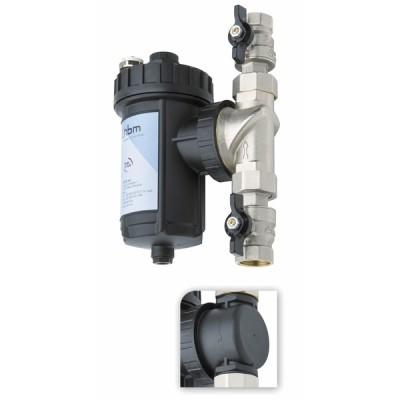 """SafeCleaner 1"""" valve composite body - RBM : 23190650"""