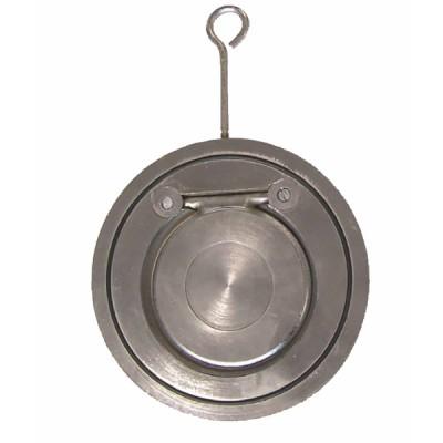 Válvula retención cierre zinc epdm 150 - SFERACO : 364150