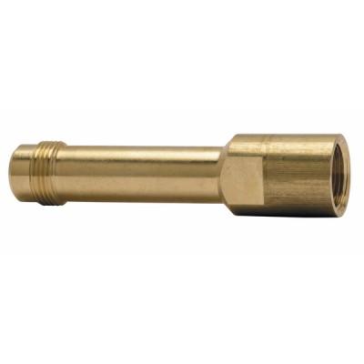 Rallonge pour point de mesure MF14x1 - IMI HYDRONIC : 52179-016
