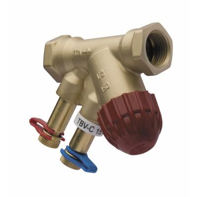 Vanne TBV-C LF petit débit - IMI HYDRONIC : 52133-115
