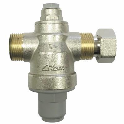 Réducteur de pression RBM RinoxDue - RBM : 02890530