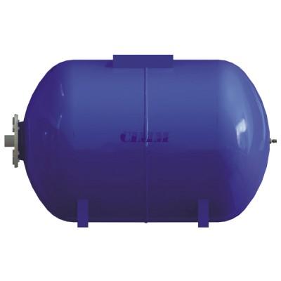 Horizontal interchangeable membrane pressure tank  - CIMM : 630050