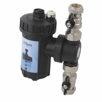 Filtre magnétique Safe cleaner Ø22 - RBM :  -
