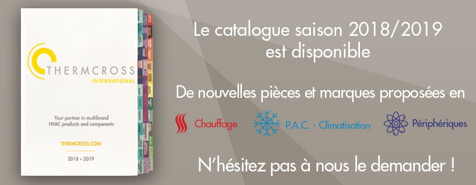 Nouveau catalogue disponible !