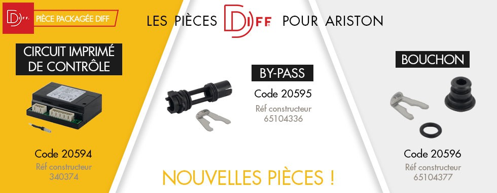 Diff pour Ariston
