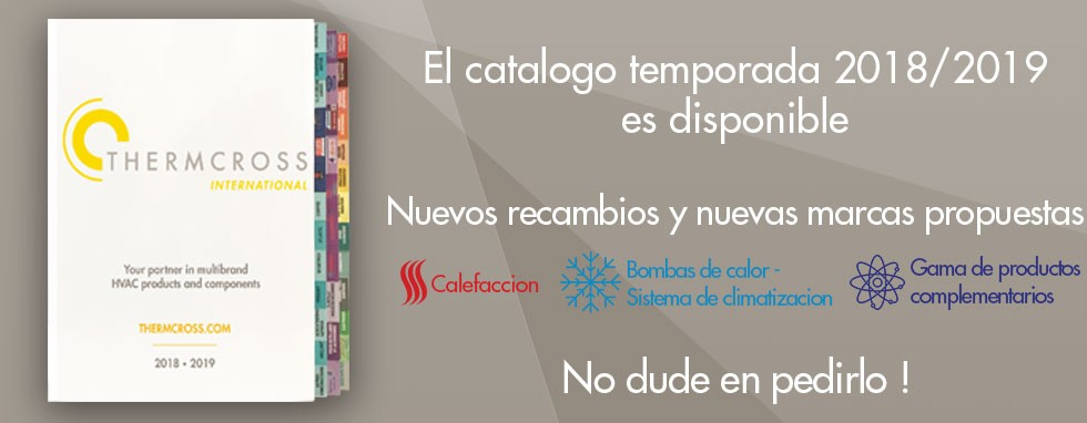El catalogo temporada 2018/2019 es disponible!